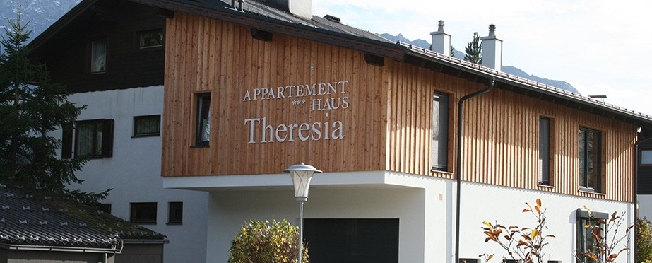 Appartements Haus Theresia